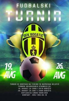 Fudbalski turnir za najmlađe u Belotiću