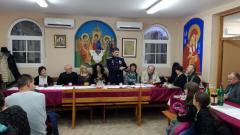 Ruski i srpski umetnici na poetskoj večeri u Glušcima