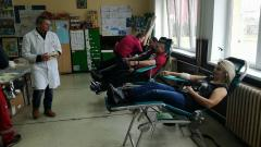 Na akciji u Belotiću prikupljeno 38 jedinica krvi