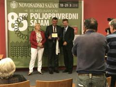 Velika zlatna medalja Gačićima