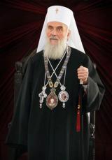 Његова Светост Патријарх српски г. Иринеј