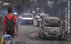 Požari u Grčkoj -Izvor RTS