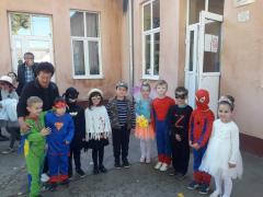 Mališani iz Predškolske ustanove u Uzveću