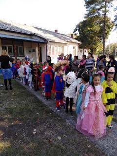 Mališani iz Predškolske ustanove u Badovincima