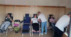 Na Gradskom stadionu u Bogatiću sprovedena akcija dobrovoljnog davanja krvi