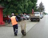 Nastavljena akcija hvatanja pasa lutalica