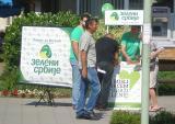 Zeleni obeležili Svetski dan zaštite životne sredine