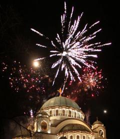 Срећна Српска Нова година