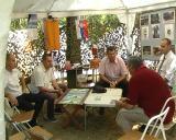 Predstavnici lokalne samouprave posetili kamp Saveza izviđača Opštine Čukarica u Crnoj Bari
