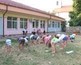 Završena letnja školica joge