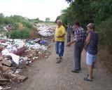 Deponija u Banovom Polju veliki problem meštana