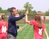 Ženska fudbalska reprezentacija Srbije pobedila selekciju Slovenije