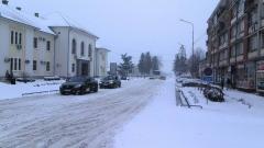 Sneg prekrio Mačvu