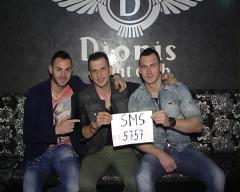 "Humanitarni koncert u Klubu ""Dionis"""