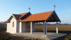 Osveštana kapela u Metkoviću