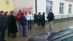 Protest roditelja zbog promene učiteljice u Glušcima
