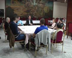 """Tribina Pokreta """"Dosta je bilo - Saša Radulović"""", održana u Bogatiću"""
