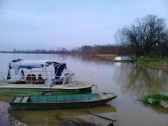 Пораст водостаја на Сави и Дрини
