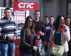 Omladina SPS-a obeležila Međunarodni dan žena - 8.mart
