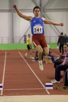 Grnović drugi put vicešampion Srbije za seniore