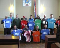 Fudbalski klubovi u novoj sportskoj opremi