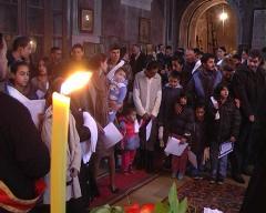 Nesvakidašnje krštenje Roma u Bogatiću