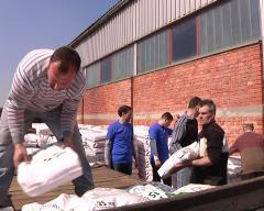 Počela isporuka pomoći Evropske unije poljoprivrednicima