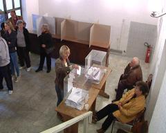 Избори у општини Богатић – изласност преко 5 одсто до 10 сати