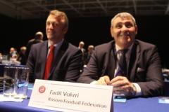 Косово примљено у чланство УЕФА