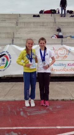 Zlatni niz atletičara AK Sprint iz Badovinaca