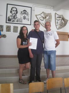 Đorđe Maletić prvi na Državnom takmičenju iz hemije