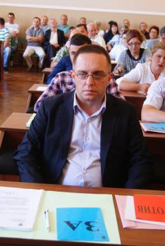 Miroslav Dabić izabran za predsednika Skupštine