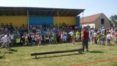 Dečiji hajdučki višeboj u Salašu Crnobarskom
