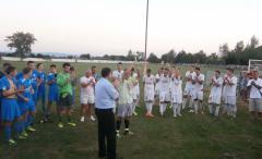 Praznik fudbala u Badovincima u čast 95 godina postojanja FK Drina