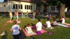 Projekat Zajedno za zdravlje – besplatne vežbe za najmlađe