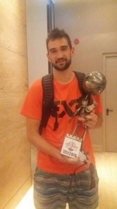 Stefan Kojić kralj uličnog basketa