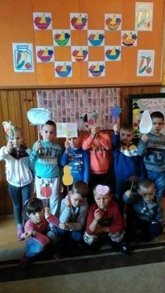 Deca i vaspitači u Dublju obeležili nedelju Zdrave hrane
