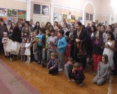 Изложба слика Школице Светлост