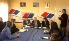 Позитивна мачва и Српска народна партија приступили Српској напредној странци у Богатићу