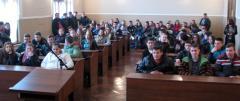 Treća poseta učenika iz Rekovca mačvanskim srednjoškolcima
