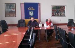 Pres konferencija povodom meča ORK Mačva - RK Crvena Zvezda