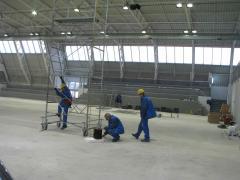 Završena treća faza radova sportske sale u Bogatiću