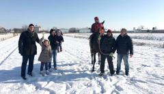 Božićne trke u Bogatiću – grlo Seven vlasništvo Gagića iz Bogatića