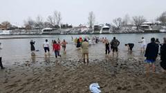 Bogojavljensko plivanje na Drini