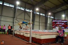 AK Sprint - Srebro za Kristinu Petrović na prvenstvu Srbije