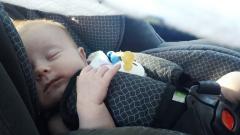 Bezbedna vožnja dece u auto-sedištu