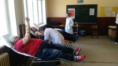Na akciji u Belotiću prikupljeno 60 jedinica krvi