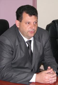 Ненад Бесеровац, председник општине Богатић