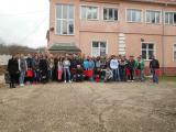 Učenici Mačvanske srednje škole u Rekovcu