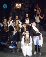 Nagrada za koreografiju, a za ukupan program na Smotri - bronzana plaketa